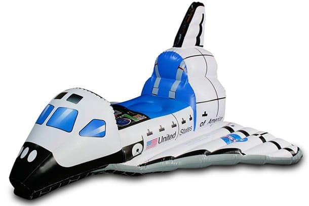 Lo Space Shuttle gonfiabile | DottorGadget