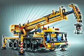 Gru Mobile MKII LEGO Technic