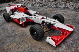 L'auto da Grand Prix della LEGO Technic