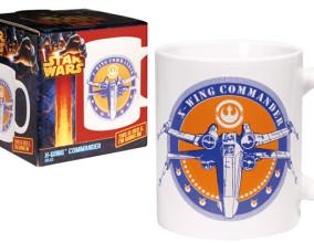 Mug X-Wing Commander di Star Wars