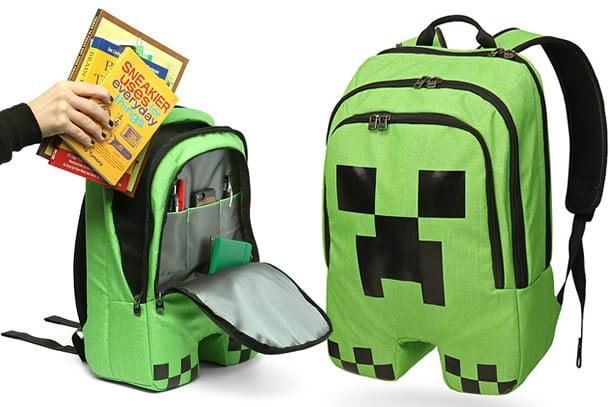 comprare on line b94e2 d9407 Lo zaino Creeper di Minecraft