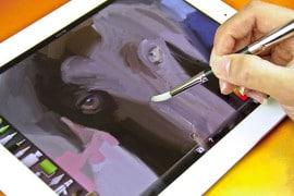 Sensu – Il pennello per iPad