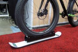 BikeBoards, per una bici delle nevi