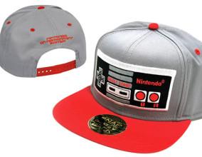 Il Cappellino con visiera NES