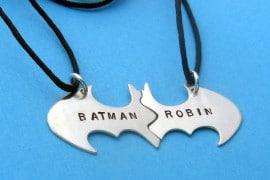 Ciondolo Batman+Robin