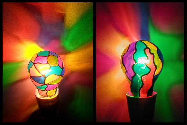 Le lampadine di vetro piombato  DottorGadget
