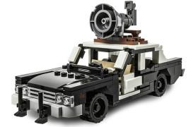 LEGO Bluesmobile