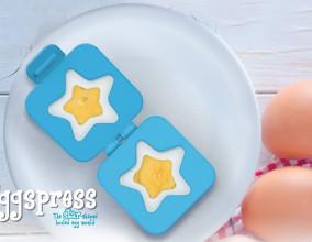 "EggPress Star – Per delle uova ""stellari"""