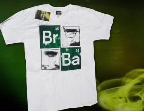 La maglietta ufficiale di Breaking Bad