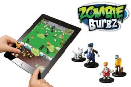 Zombie Burbz iPad Games