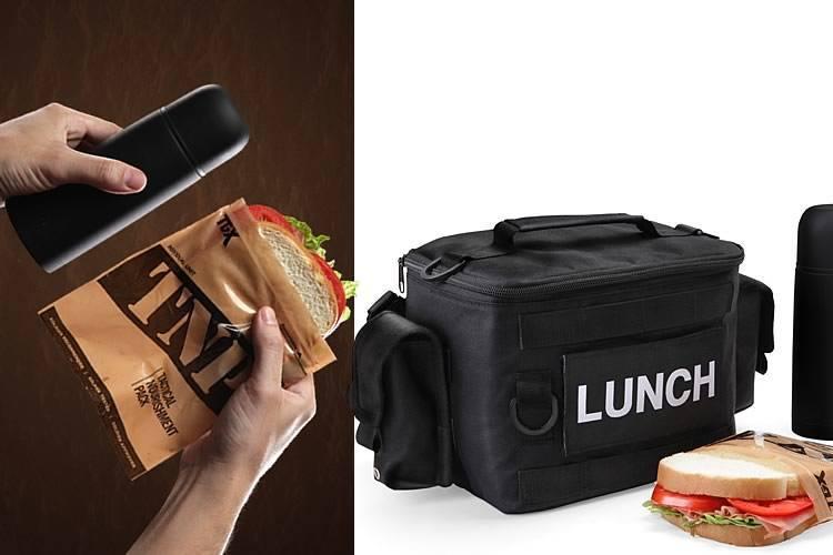 La borsa del pranzo tattica dottorgadget - Borsa pranzo ikea ...