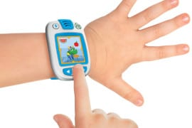 LeapBand, l'activity tracker per bambini