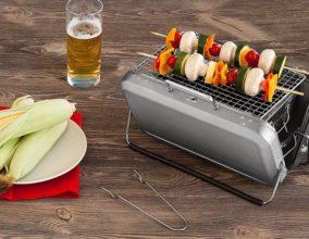 La valigetta per grigliate