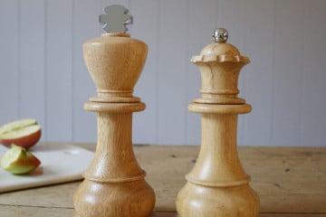 Re e Regina sale e pepe