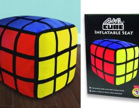 Il Pouf gonfiabile di Rubik