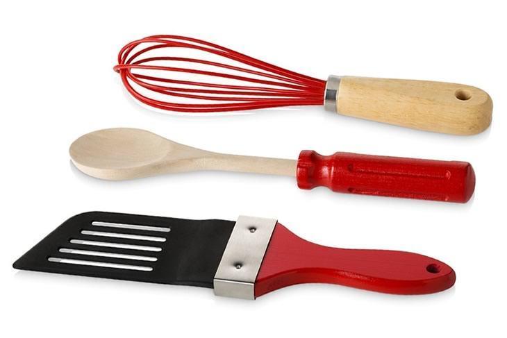 Gli attrezzi da cucina dottorgadget for Set utensili da cucina