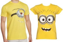 Magliette da Minions