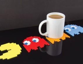 Sottobicchieri Pac-Man
