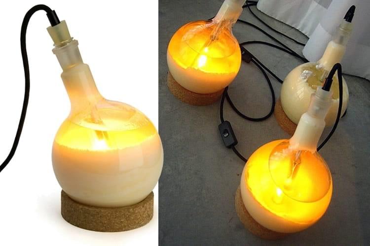 Accessori Bagno Strani : La lampada piena di grasso dottorgadget