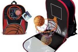 Zaino Go Sport Basket