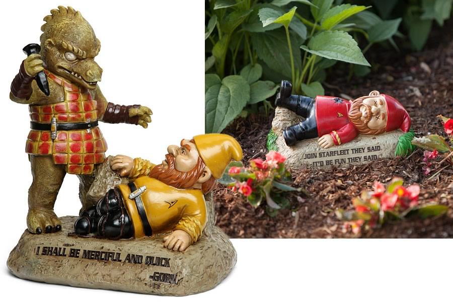 Nani da giardino star trek dottorgadget for La storia dei nani da giardino