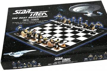 Scacchi Star Trek TNG
