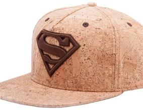 Cappellino in sughero di Superman