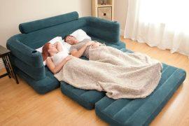Il letto gonfiabile per auto dottorgadget - Kit riparazione divano ecopelle ...