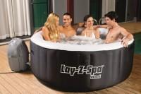 La vasca da esterno riscaldata dottorgadget - Paperelle da bagno ...