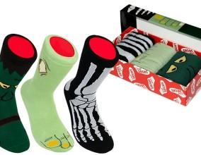 Set di calze di Halloween