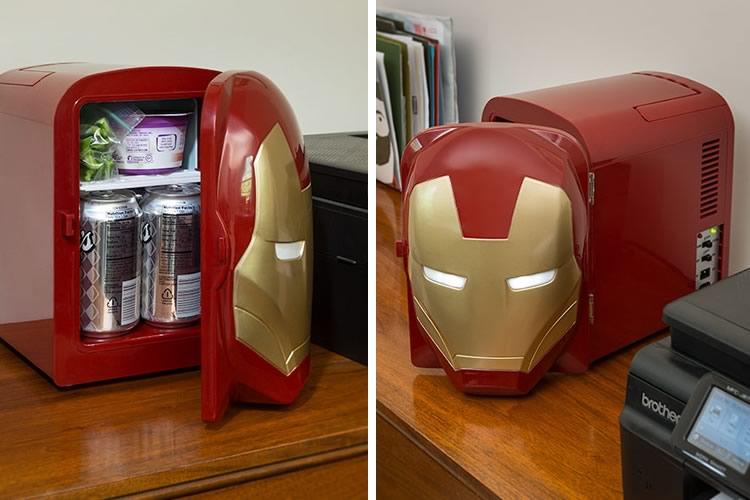 Mini Frigo Iron Man Dottorgadget