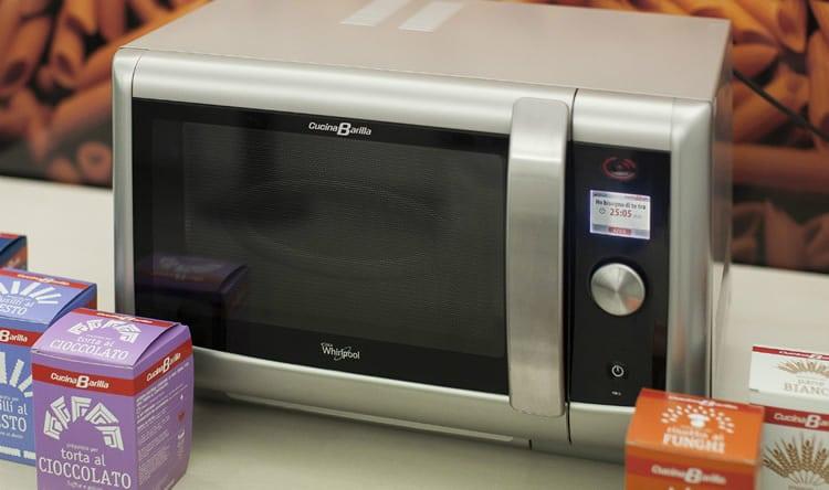 Forno a microonde cucinabarilla dottorgadget - Forno combinato microonde ed elettrico ...