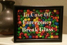 M&M's di emergenza