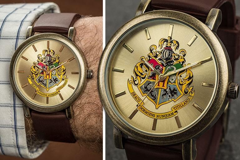 Orologio di hogwarts dottorgadget for Immagini orologi da polso