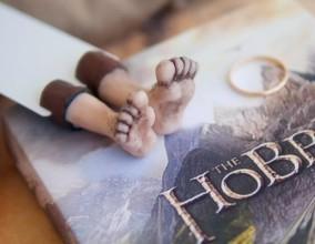 Segnalibro Hobbit