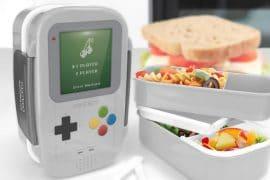 Scatola per il pranzo Game Boy