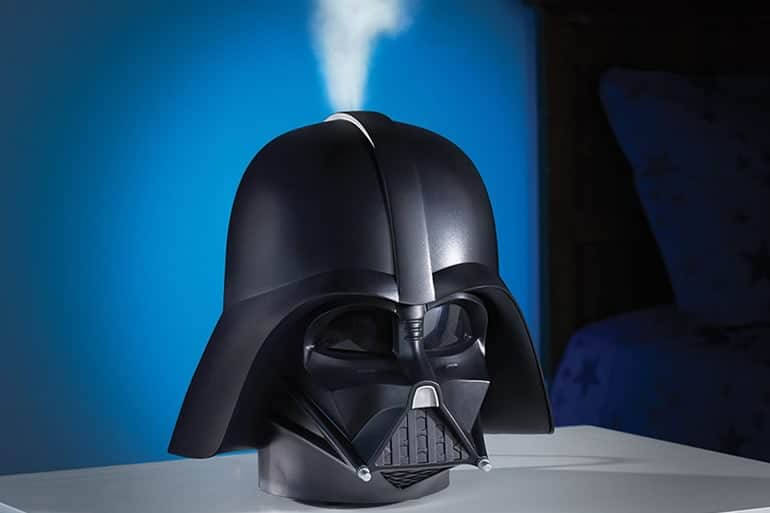 Umidificatore Darth Vader  DottorGadget