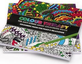 Libro Colour Therapy