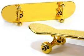 Lo skate d'oro