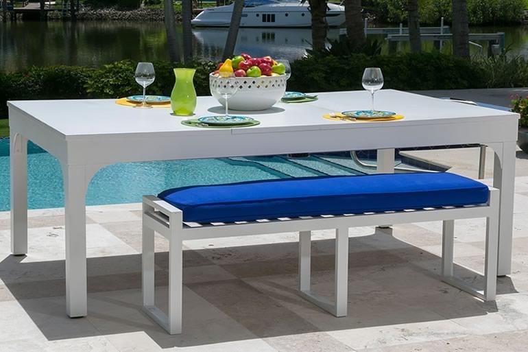 Tavolo da giardino con biliardo | DottorGadget