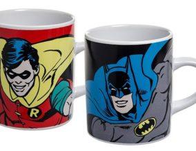Tazzine Batman e Robin