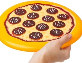 Frisbee Pizza