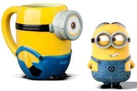 Mug 3D Minions