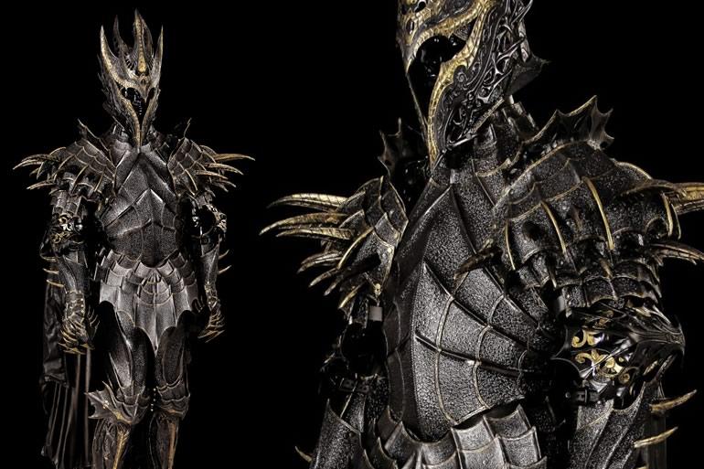 Armatura di sauron dottorgadget - Armatura dell immagine del dio ...