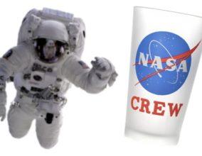 Bicchiere NASA