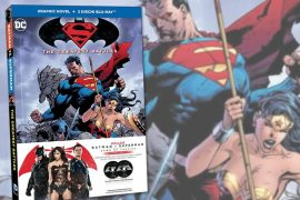 Batman vs Superman – Graphic Novel Edition
