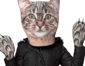Costume da gatto