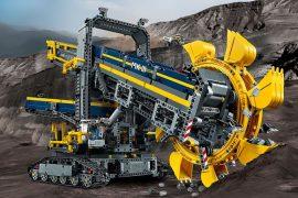 Escavatore da Miniera LEGO Technic