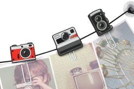 Graffette macchine fotografiche