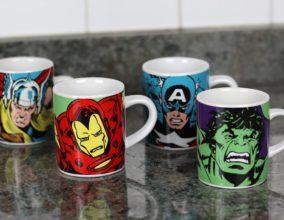 Tazzine da caffè Avengers